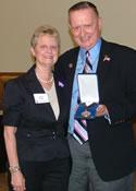 Pictured: Carole and Bob Jones