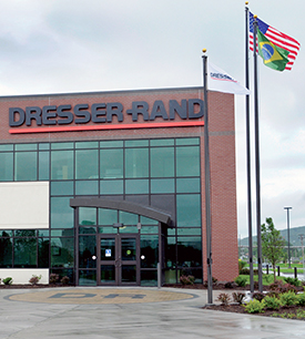 Dresser Rand A Global Supplier Of Rotating Equipment Solutions To The Oil Gas And Energy Markets Operates Its Largest Manufacturing Facility