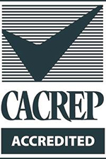 cacrep accredited mark