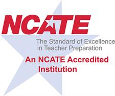 NCATE accreditation icon