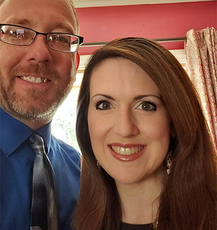 Pictured_Pastor Joshua and LaDonna Freundschuh