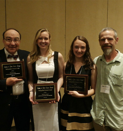 Pictured_Proud Award Honorees in Las Vegas