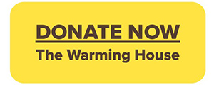 Online donation button for The Warming House