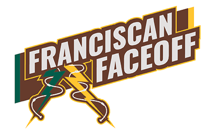 Franciscan Faceoff logo